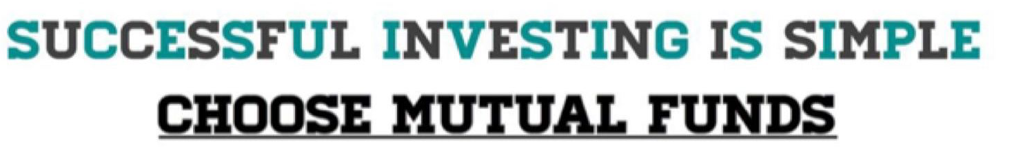 Mutual funds Banner